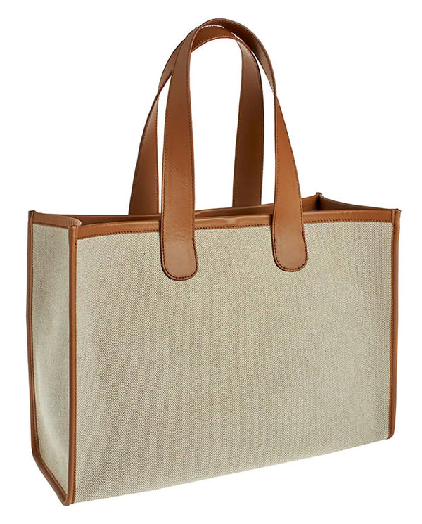 CANVAS MEDIUM TOTE BAG -ONLINE EXCLUSIVE-