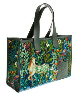 GARDEN MEDIUM TOTE BAG  -ONLINE EXCLUSIVE-