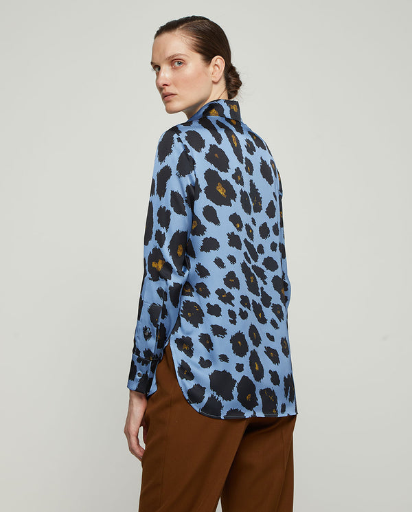 BLUSA ANIMAL PRINT by MIRTO