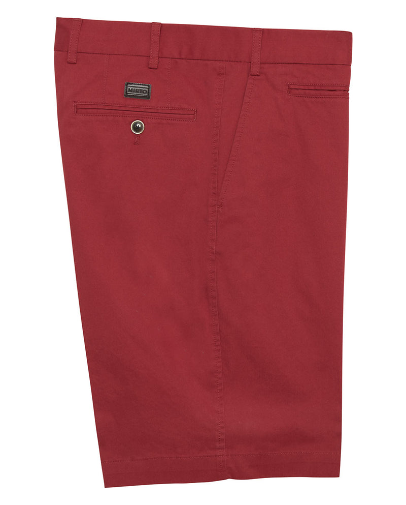 COTTON WASHED SHORTS by MIRTO