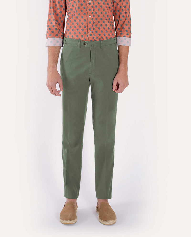 PANTALON CASUAL MICRODIBUJO by MIRTO