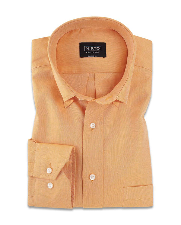 BUTTON DOWN-COLLAR WASHIRT by MIRTO