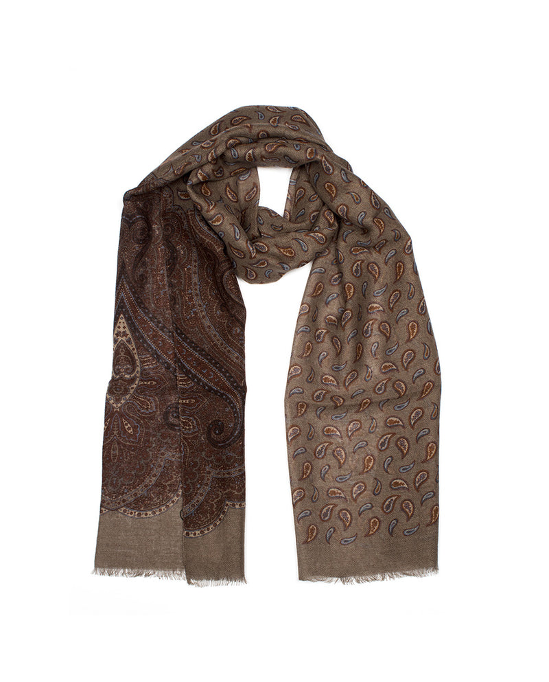 WOOL FOULARD by MIRTO