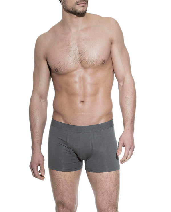BOXER BRIEF STEEL GREY by MIRTO