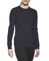 SWEATSHIRT BLACK by MIRTO