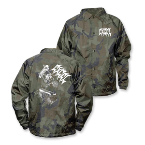 Handplant Camo Coaches Jacket