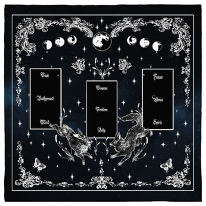 "24"" Altar Cloth Tarot Spread - Moon Goddess Market"