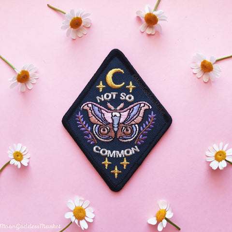 "Moonbeams Special Edition Patches - Not so common 3"" tall ©MoonGoddessMarket - Moon Goddess Market"
