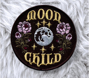 Moon Child in Black 🖤