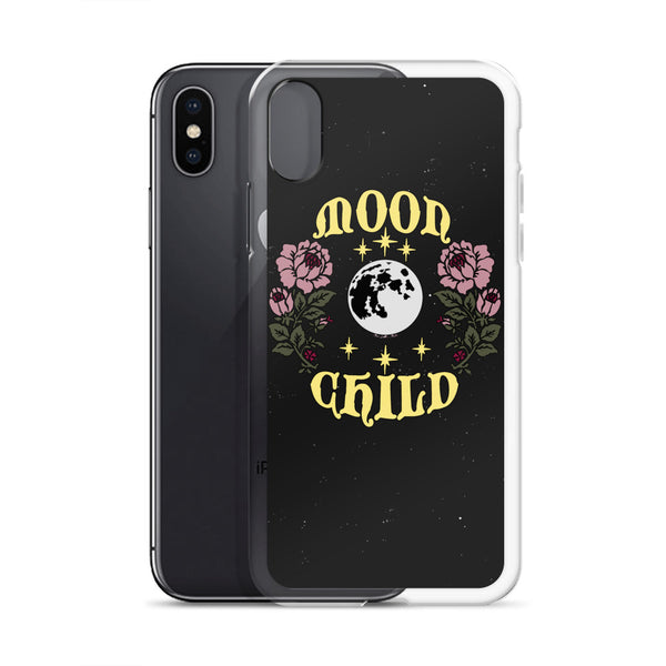 Moon Child iPhone Case - Moon Goddess Market