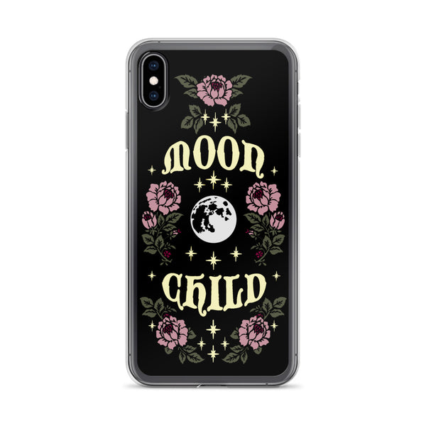 Moon Child Version 2 iPhone Case - Moon Goddess Market