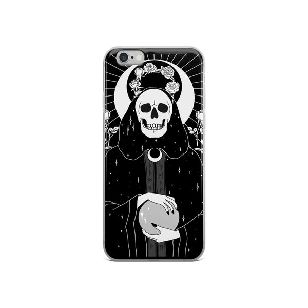 Priestess iPhone Case - Moon Goddess Market