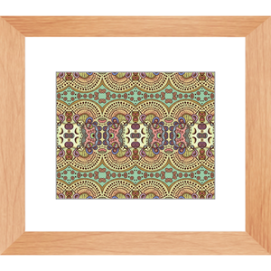 Spring Pastels Framed Art Prints