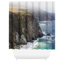 Big Sur Shower Curtain
