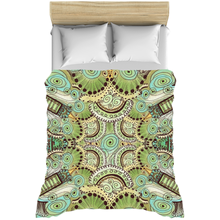 Belle Epoque Pattern Duvet Cover