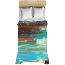 Paradise Cove Duvet Cover