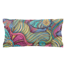 Mermaid Seashells Pattern Pillow Shams