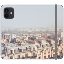 Paris Morning Rooftops Phone Case