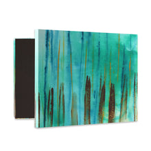 Beach Fence Canvas Reproduction