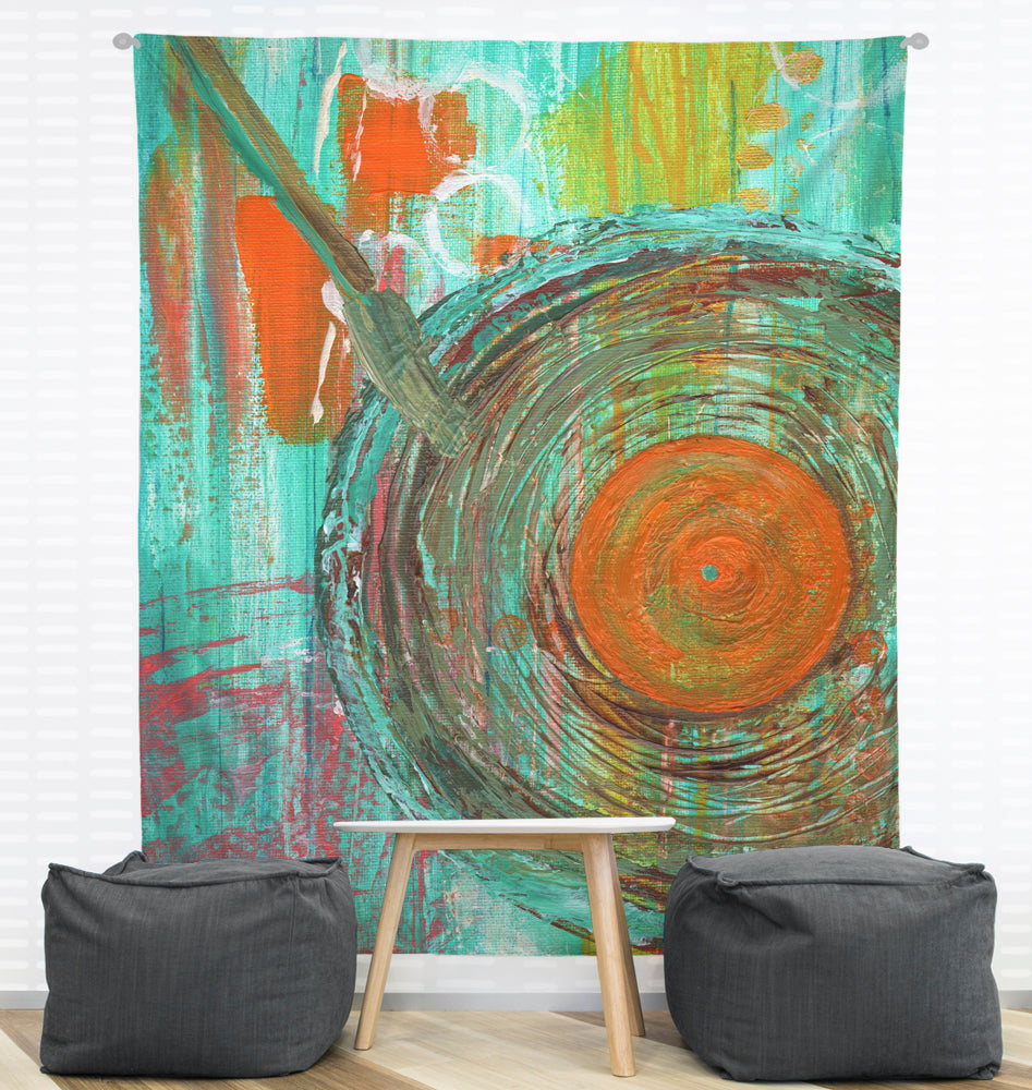 Big Band Wall Tapestry
