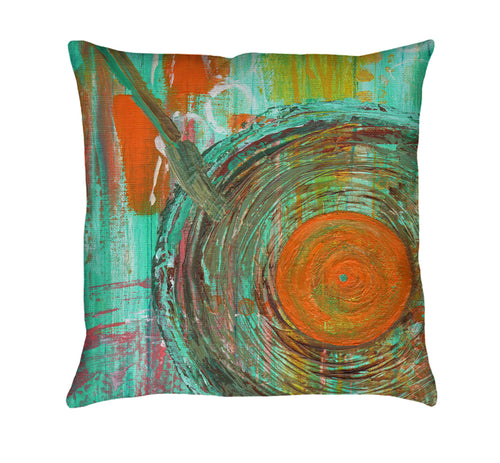 Big Band Throw Pillow