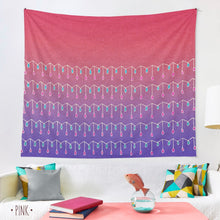 Droplets Wall Tapestry