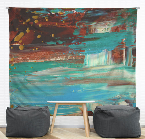 Paradise Cove Wall Tapestry