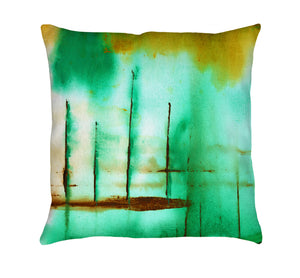Piers Throw Pillow