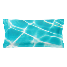 Pool Ripples Pillow Sham