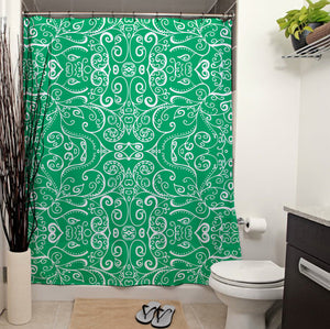 Silent Era Shower Curtains 70x90