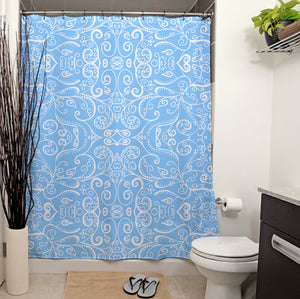 Silent Era Shower Curtains 70x70