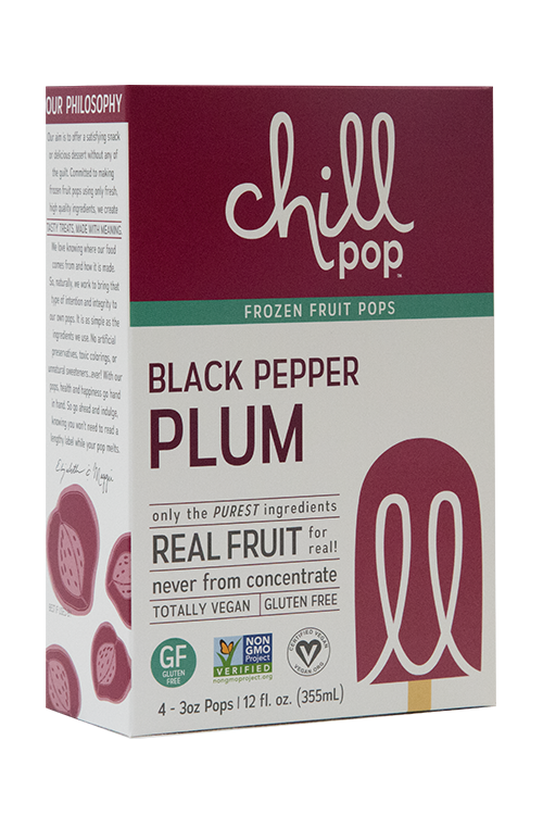 Black Pepper Plum