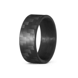 Carbon fiber ring main