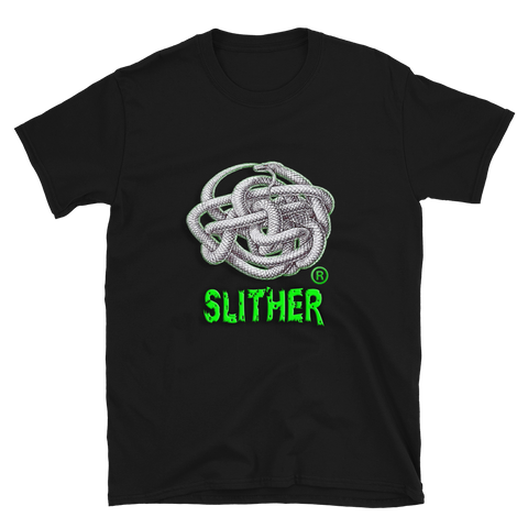 Ouroboros Shirt Green