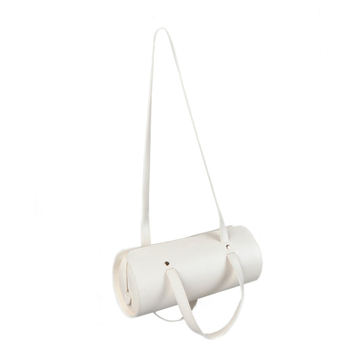 +ROLLING BAG (White)