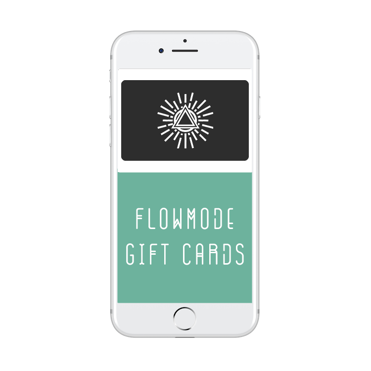 FlowMode Digital Gift Cards