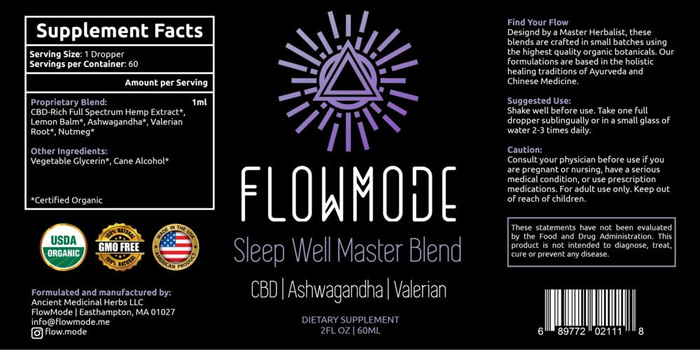 Sleep Well Master Blend