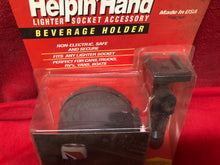 Load image into Gallery viewer, Helping Hand Cup Holder for Cigarette lighter - Sundellauto Specialties