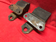 Load image into Gallery viewer, 68 69 Camaro Rear Axle Bump Stop With Bracket Pair - Sundellauto Specialties Chevelle, El Camino, Malibu, Impala, Caprice, Biscayne, Bel Air, Camaro, Nova, Chevy II, GTO, LeMans, Tempest, Bonneville, Grand Prix, Catalina, Ventura, Skylark, Special, GS, Riviera, Gran Sport, Wildcat, Cutlass, Cutlass Supreme, 442, F-85, and Vista Cruiser  Original
