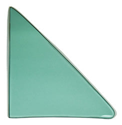 Vent Glass - Green Tint - RH - 68-72 GM A-Body 2DR Sedan (Post)