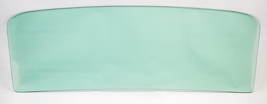 Back Glass - Green Tint - 66-67 Chevelle Coupe; GM BOP Coupe & 2DR Sedan (Post)