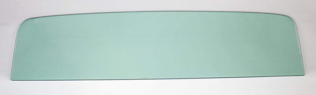 Back Glass - Green Tint - 64-67 El Camino