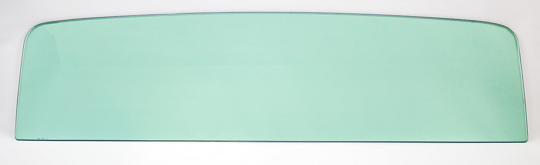 Back Glass - Green Tint - 68-72 El Camino; 71-72 Sprint