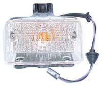 Parking Lamp Assembly - LH or RH (Sold Each) - 70 Chevelle SS