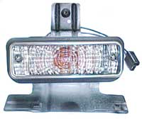 Parking Lamp Assembly - LH - 69 Chevelle SS