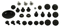 Door Hardware Mounting Bolt Kit - LH or RH - 68-69 Camaro Firebird