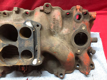 Load image into Gallery viewer, 1967 Chevy Big Block Intake - Sundellauto Specialties Chevelle, El Camino, Malibu, Impala, Caprice, Biscayne, Bel Air, Camaro, Nova, Chevy II, GTO, LeMans, Tempest, Bonneville, Grand Prix, Catalina, Ventura, Skylark, Special, GS, Riviera, Gran Sport, Wildcat, Cutlass, Cutlass Supreme, 442, F-85, and Vista Cruiser Big Block Intake Manifold Original