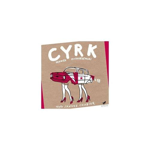 Cyrk (Audiobook CD)