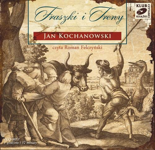 Fraszki i treny (Audiobook CD)