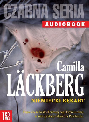 Niemiecki bękart (Audiobook CD)